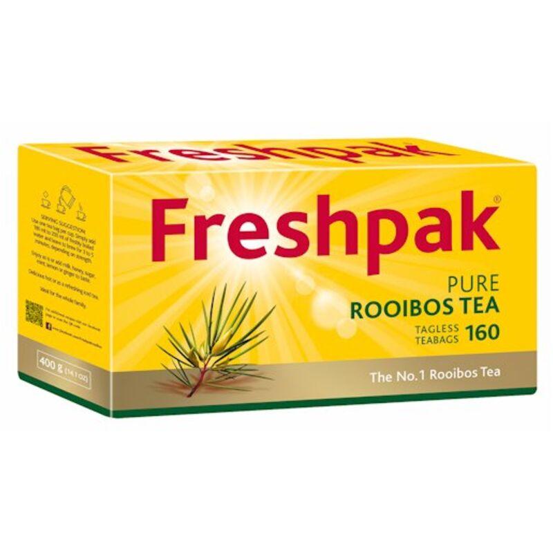 FRESHPAK ROOIBOS TEABAGS – 160S