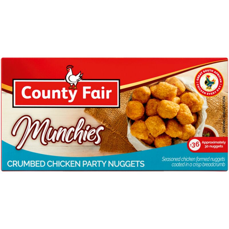 COUNTY FAIR NUGGETS PARTY – 400G