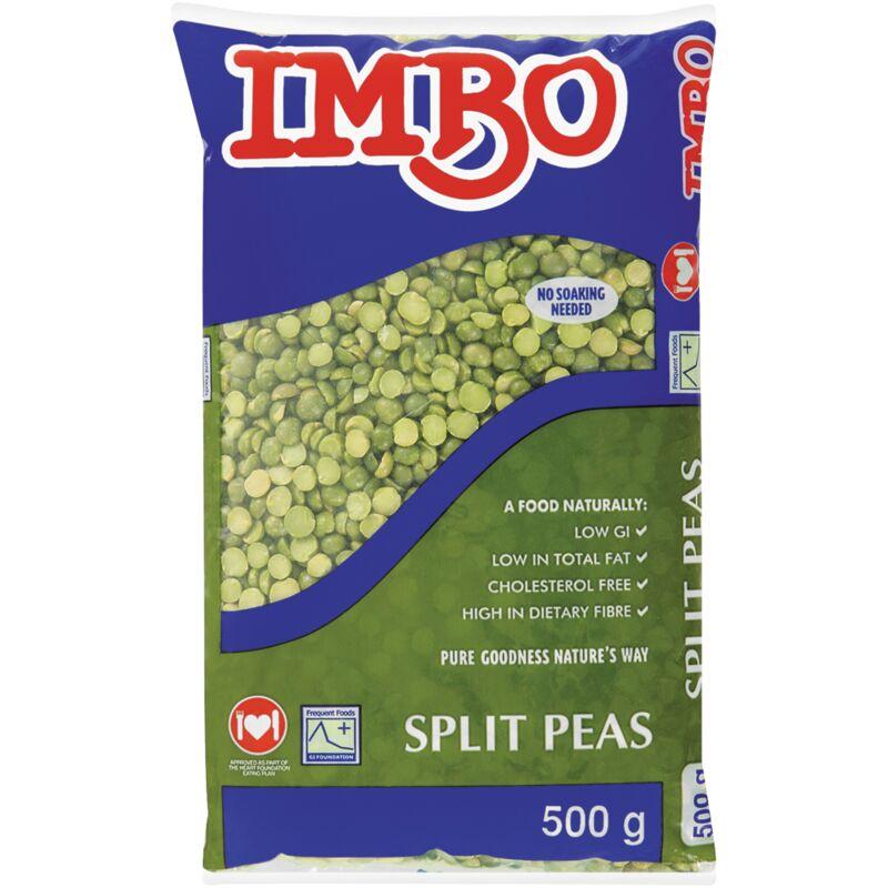 IMBO PEAS SPLIT – 500G