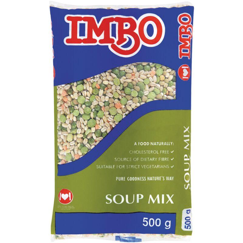 IMBO SOUP MIX – 500G
