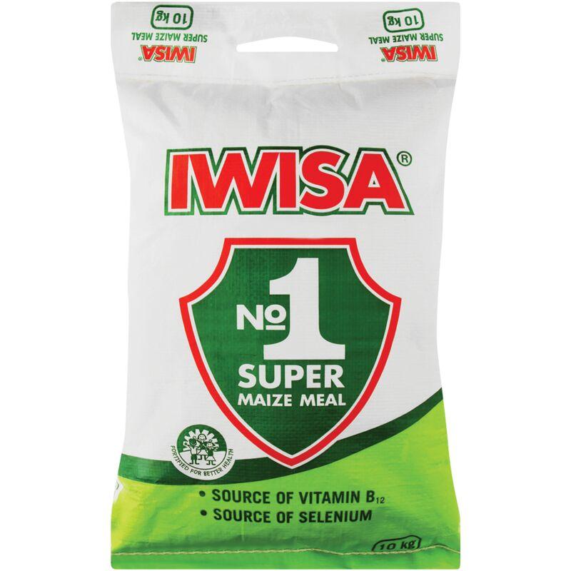 IWISA SUPER MAIZE MEAL – 10KG