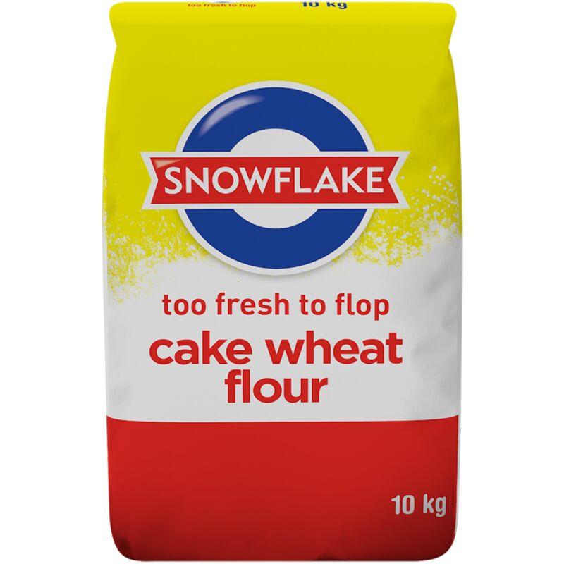 SNOWFLAKE FLOUR CAKE – 10KG