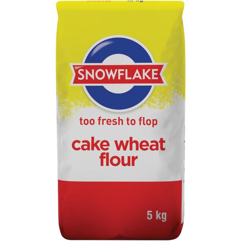 SNOWFLAKE FLOUR CAKE – 5KG