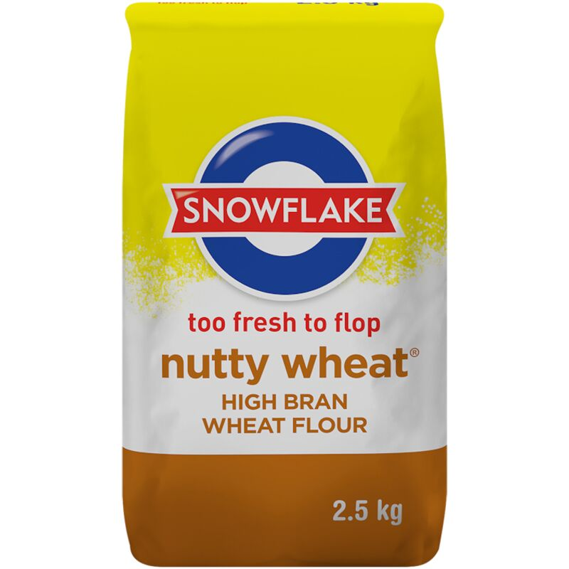 SNOWFLAKE NUTTY WHEAT – 2.5KG