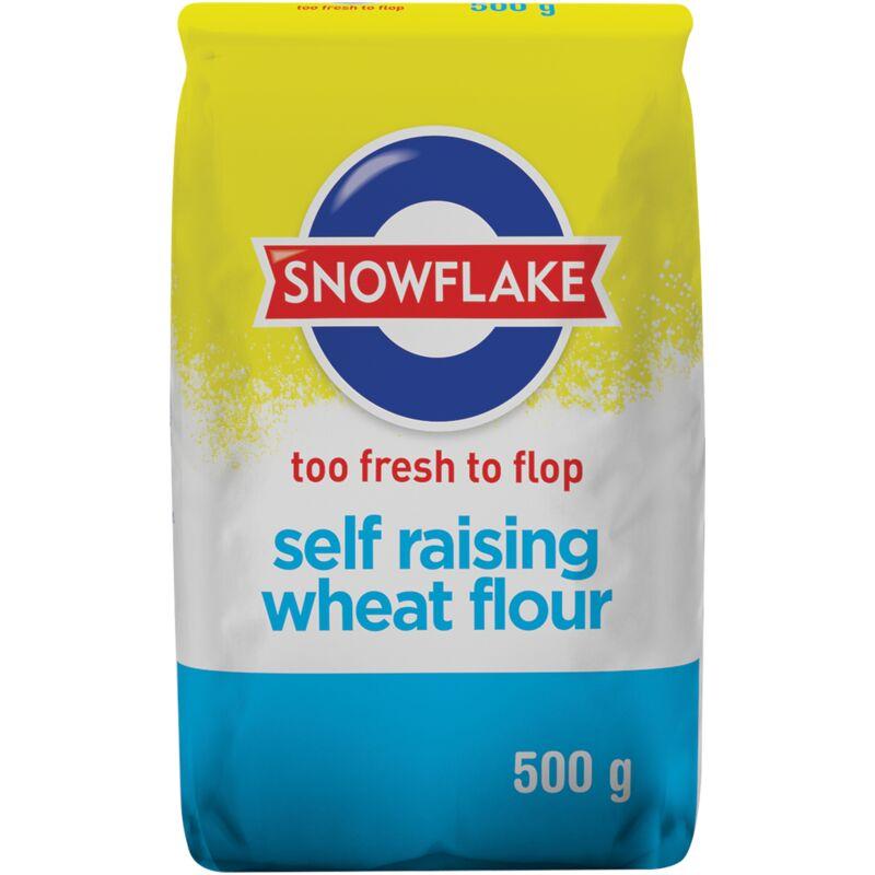 SNOWFLAKE FLOUR SELF RAISING – 500G