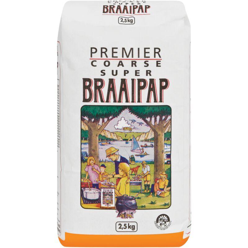 PREMIER BRAAIPAP – 2.5KG
