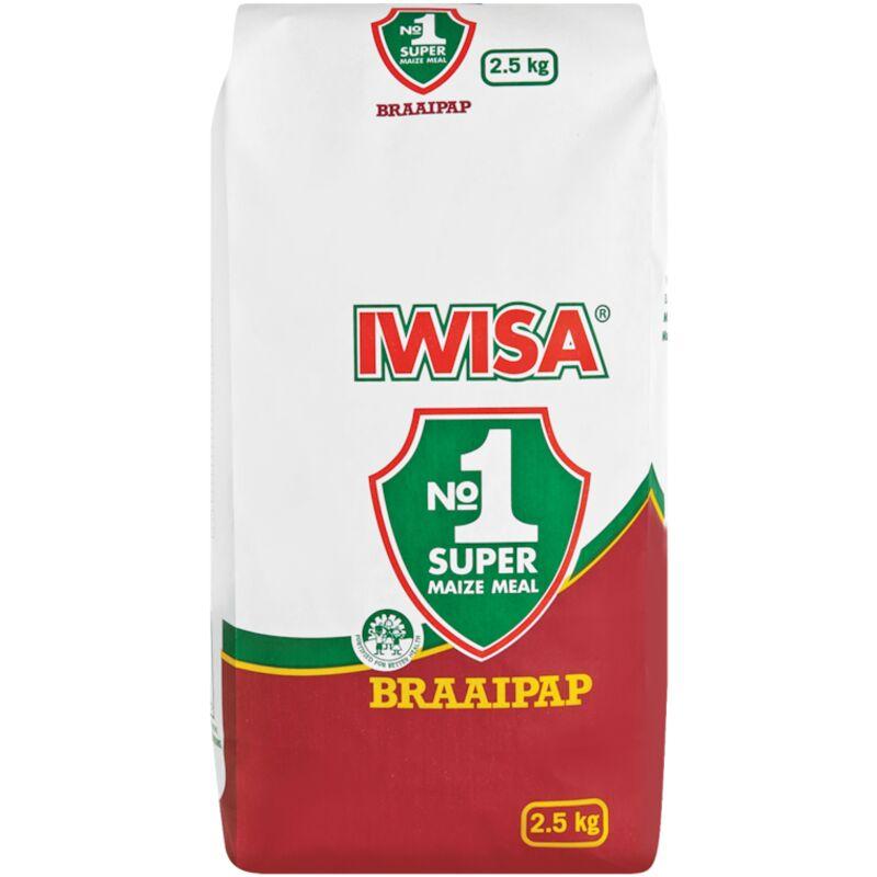 IWISA BRAAIPAP PA – 2.5KG
