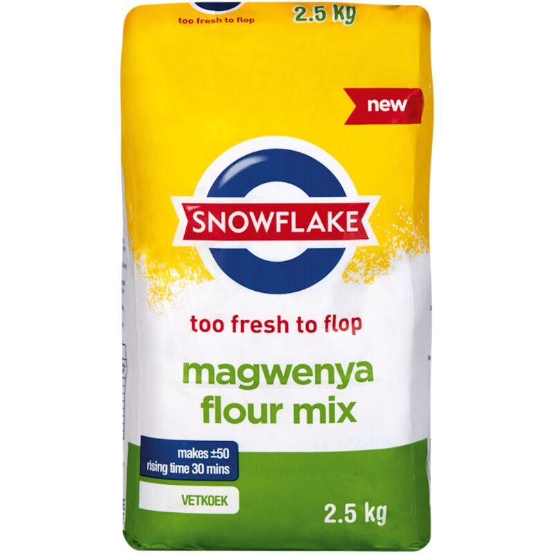 SNOWFLAKE MAGWENYA FLOUR MIX – 2.5KG