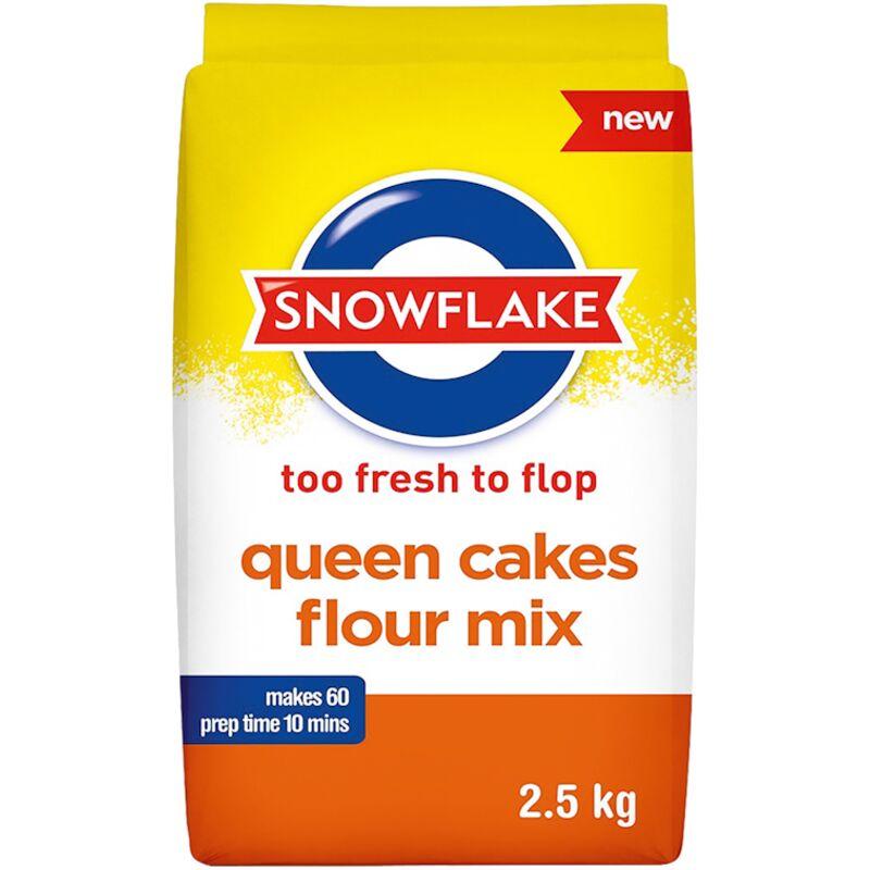 SNOWFLAKE QUEEN CAKE MIX FLOUR MIX – 2.5KG