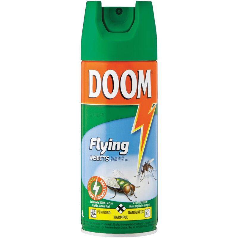 DOOM X-TREME FLYING INSECT – 300ML