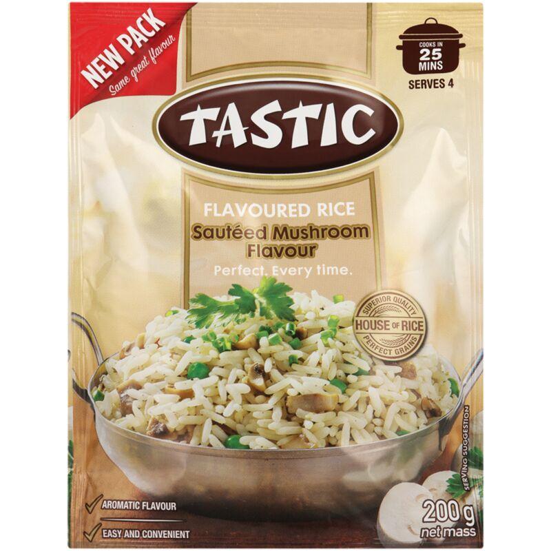 TASTIC RICE SAUTEED MUSHROOM – 200G