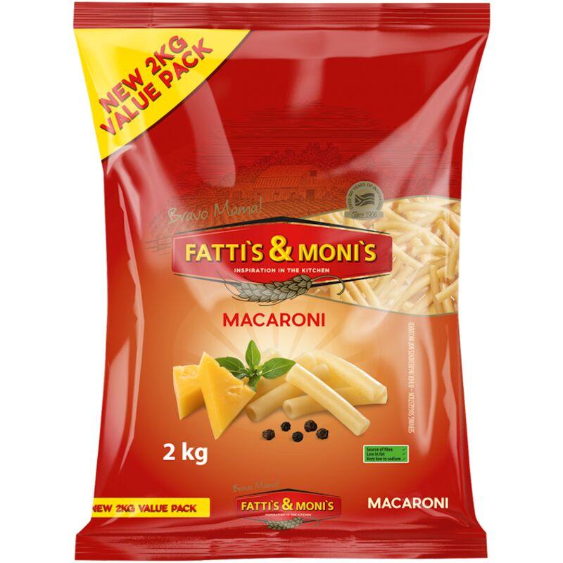FATTIS MONIS MACARONI 2KG – 2KG