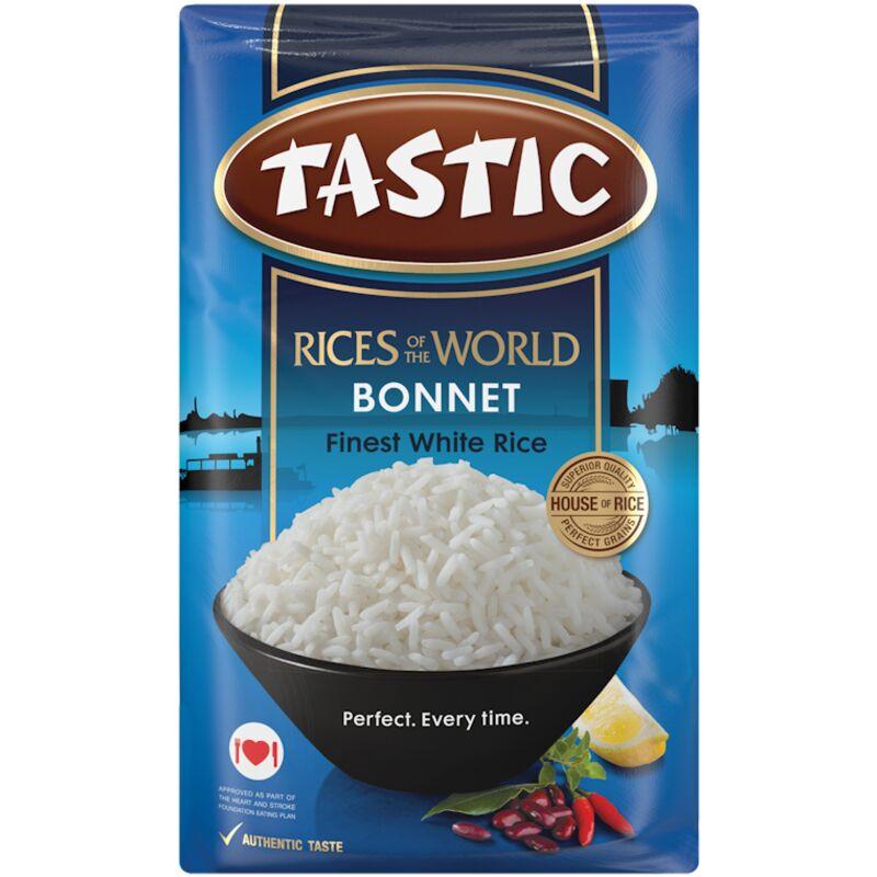 BONNET RICE ORIGNAL WHITE – 1KG