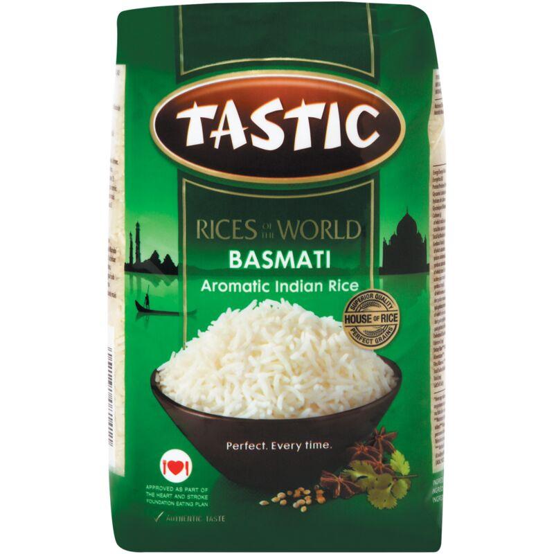 TASTIC RICE BASMATI – 1KG