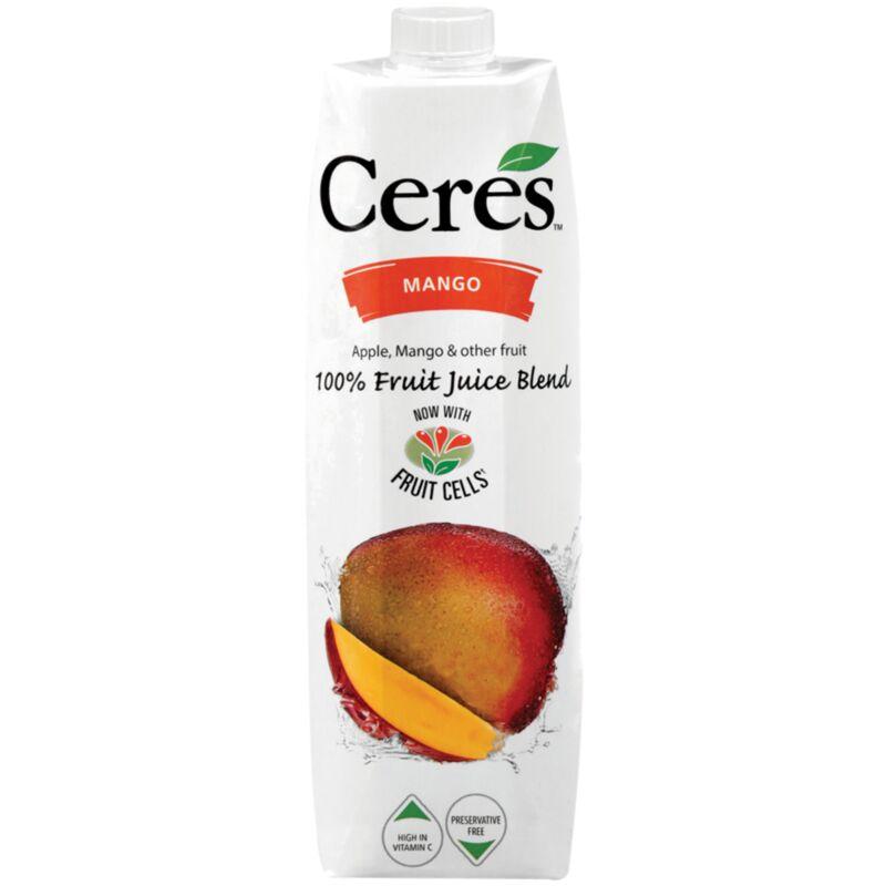 CERES FRUIT JUICE MANGO – 1L