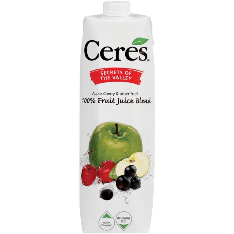 CERES FRUIT JUICE SECRET VALLEY – 1L