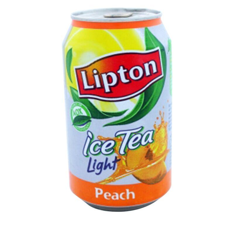 LIPTON ICE TEA PEACH LITE – 330ML