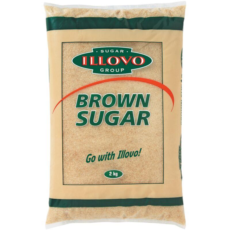 ILLOVO BROWN SUGAR – 2KG
