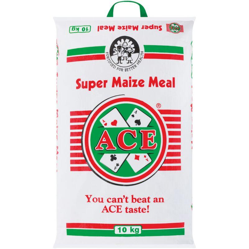 ACE SUPER MAIZE MEAL PA – 10KG