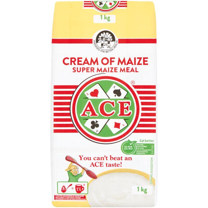 ACE CREAM OF MAIZE – 1KG