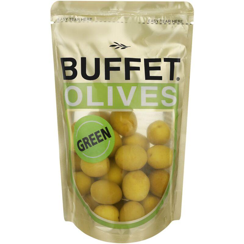 BUFFET OLIVES GREEN M/ZANILLA – 200G