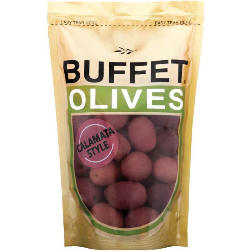 BUFFET OLIVES CALAMATA BLACK – 200G