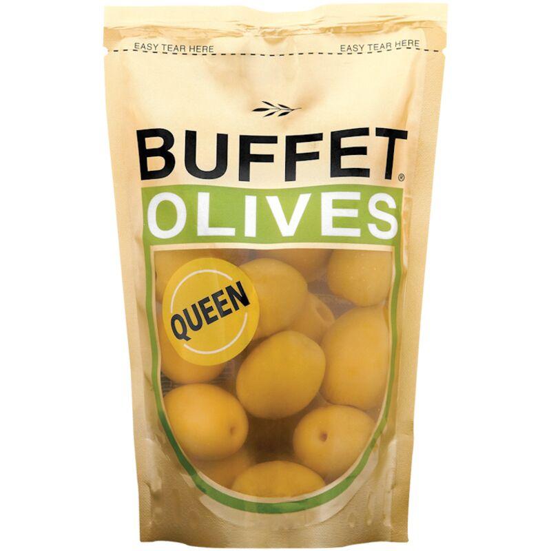 BUFFET OLIVES GREEN QUEEN – 200G