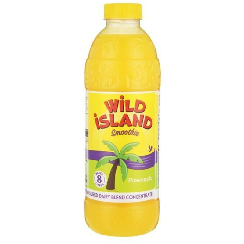 WILD ISLAND PINEAPPLE KICK – 1L