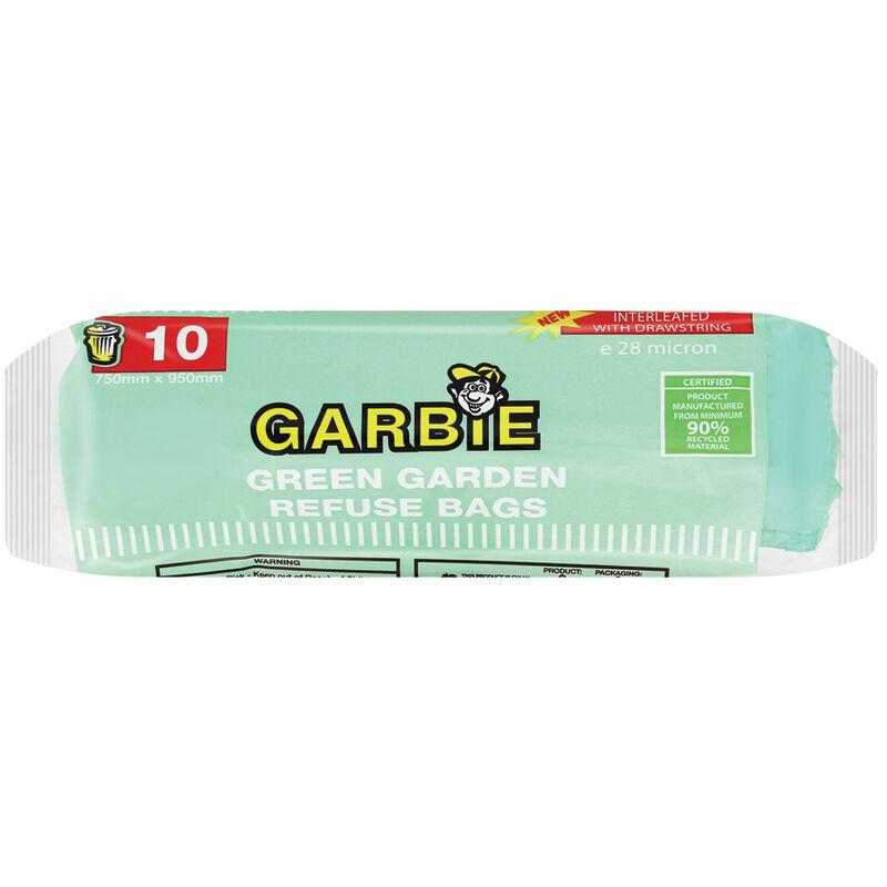 GARBIE HEAVY DUTY GARDEN BAGS – 10S