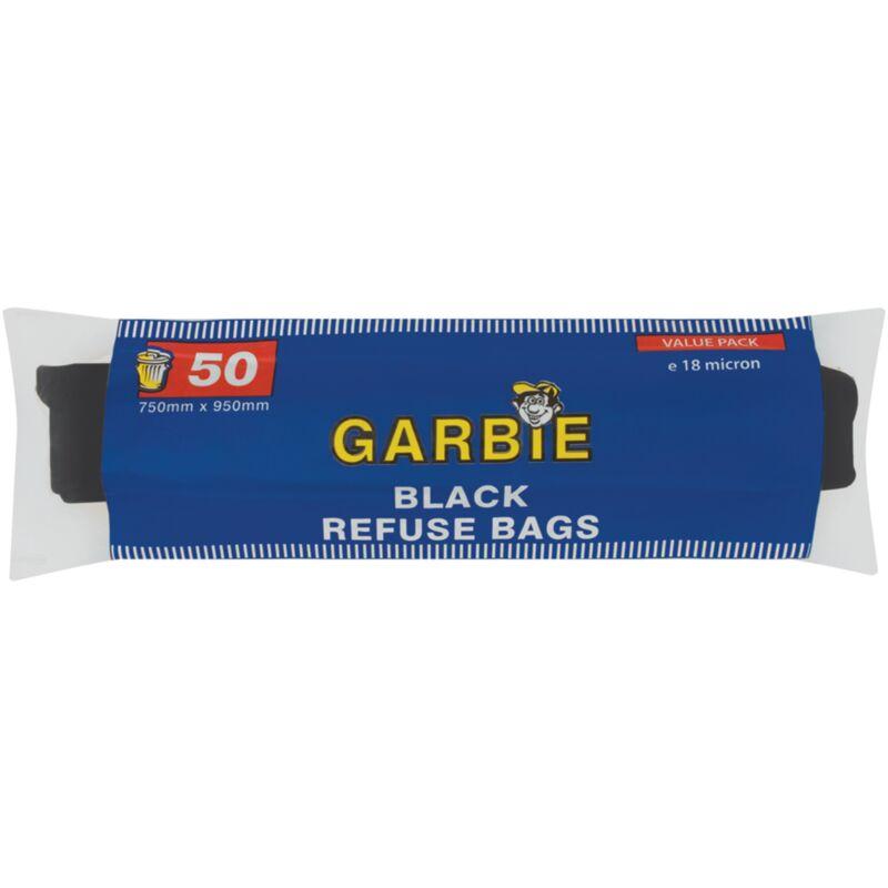 GARBIE REFUSE BAGS VALUE PACK – 50S