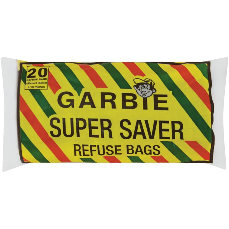 GARBIE REFUSE BAG ROLL – 20S