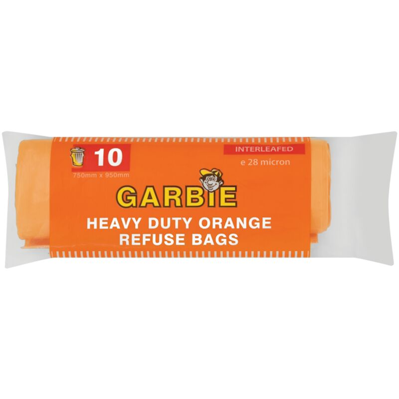 GARBIE REFUSE BAG HEAVY DUTY – 10S