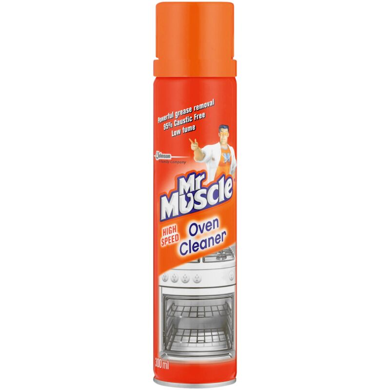 MR MUSCLE OVEN CLEANER HIGH SPEED – 300ML