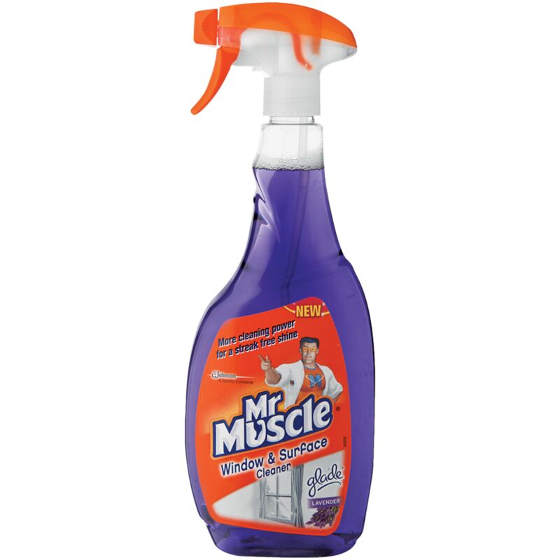 MR MUSCLE WINDOW & SURFACE TRIGGER LAVENDER – 750ML