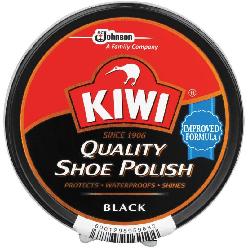 KIWI SHOE POLISH BLACK – 100ML