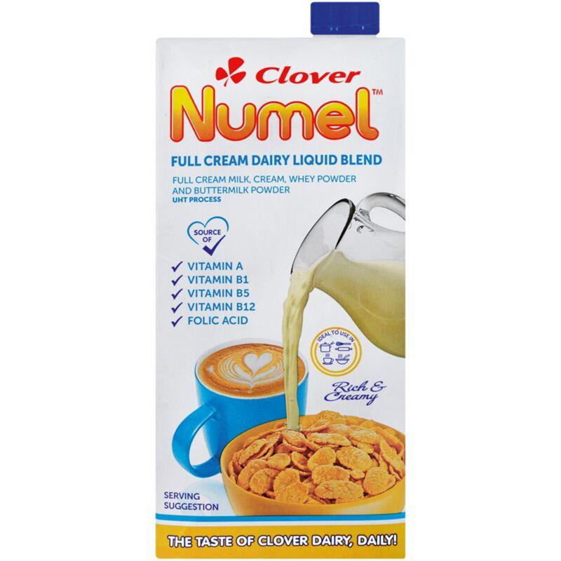 CLOVER NUMEL DAIRY BLEND MEDIUM FAT – 1L