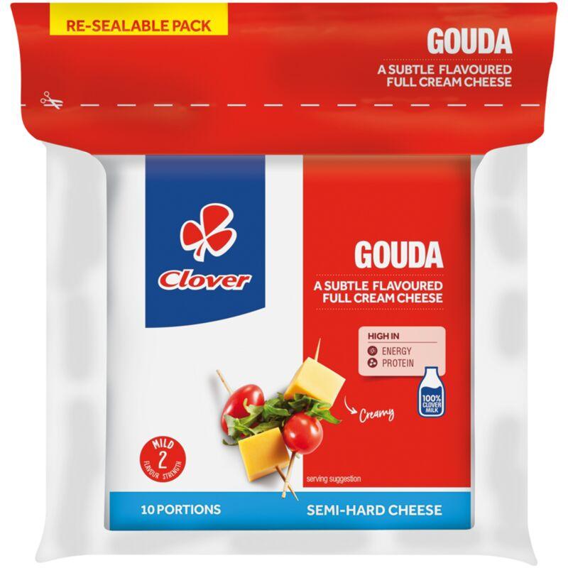 CLOVER CHEESE GOUDA – 250G