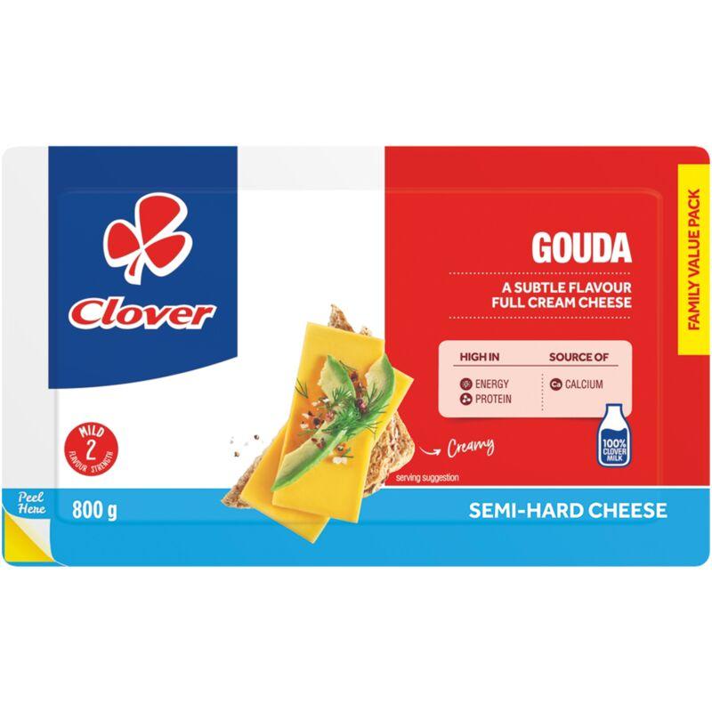 CLOVER CHEESE GOUDA – 800G