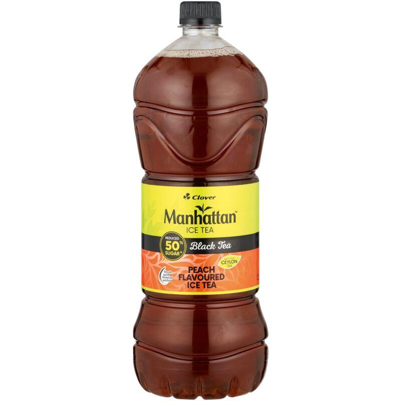 MANHATTAN PEACH ICED TEA – 1.5L
