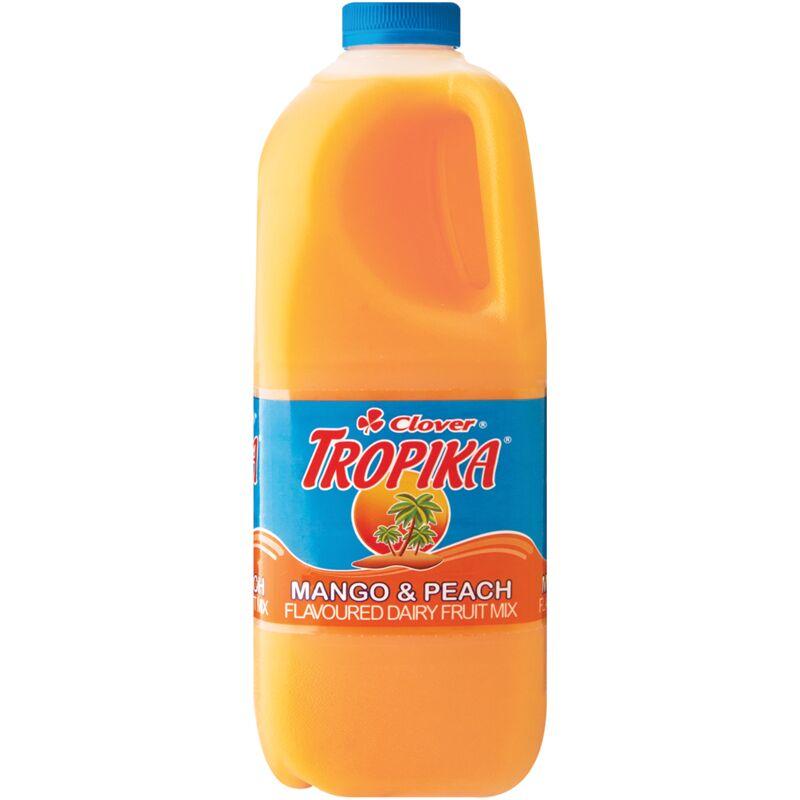 TROPIKA MANGO PEACH DAIRY BLEND – 2L