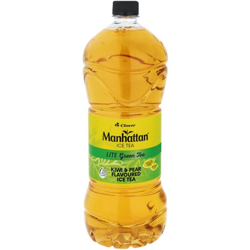 MANHATTAN TEA KIWI PEAR LITE – 1.5L