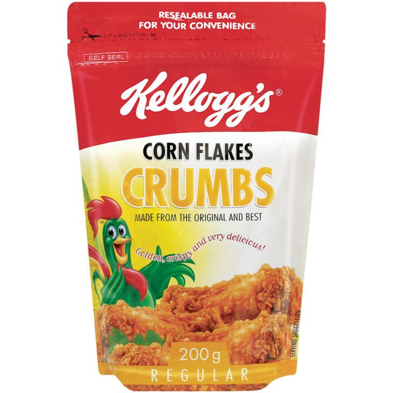 KELLOGGS CORNFLAKE CRUMBS ORIGINAL – 200G