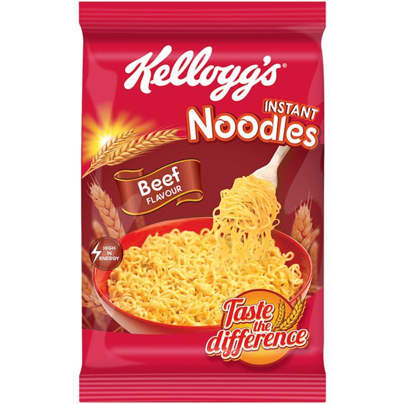 KELLOGGS NOODLES BEEF – 70G