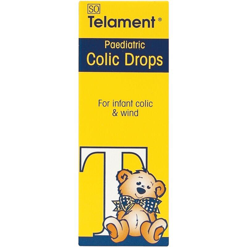 TELAMENT PEDIATRIC COLIC DROPS – 30ML