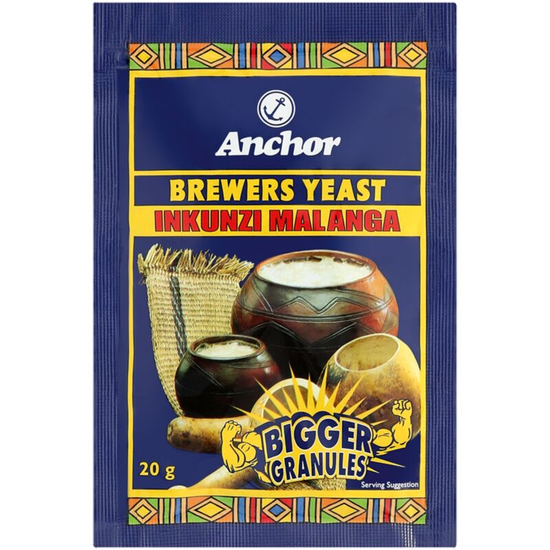 ANCHOR BREWERS YEAST – 20G