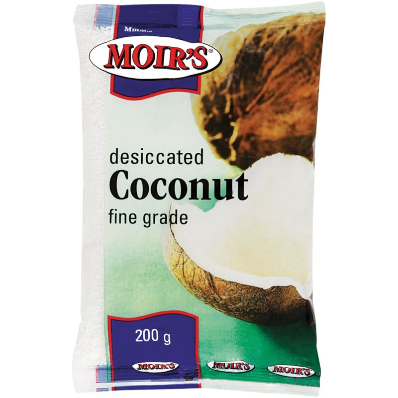 MOIRS COCONUT – 200G