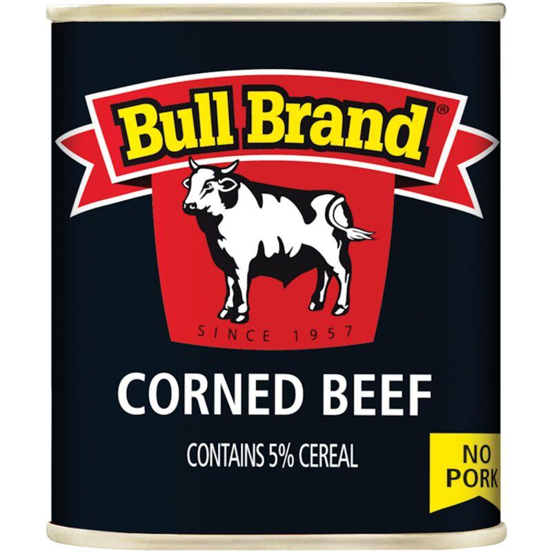 BULL BRAND CORNED BEEF – 300G