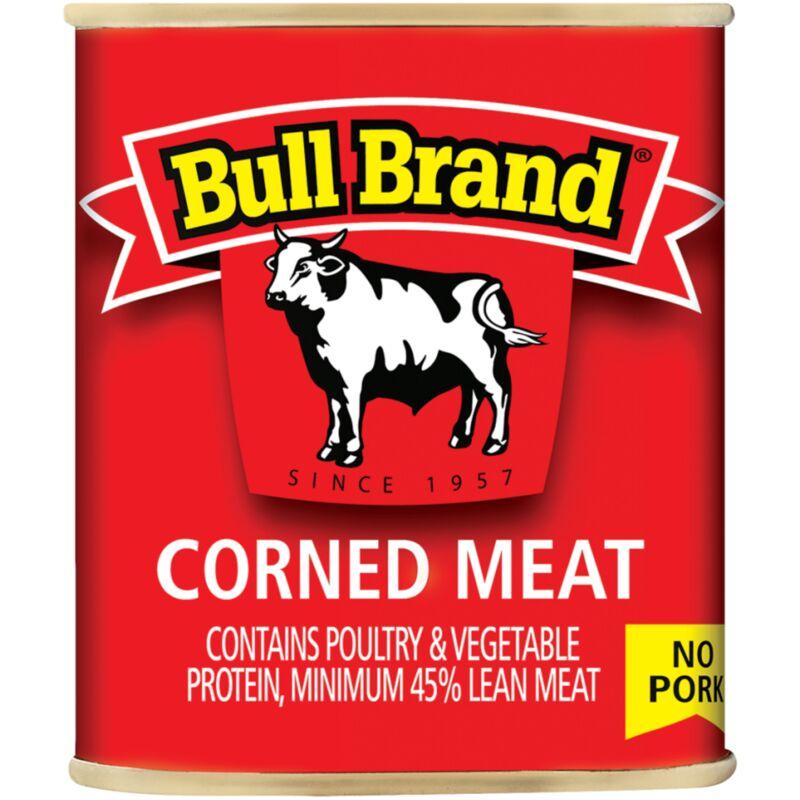 BULL BRAND CORNED MEAT – 300G