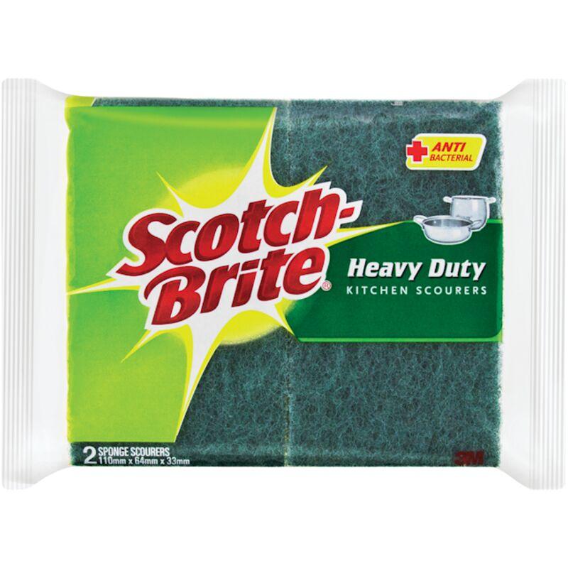 SCOTCH BRITE SCOURER ECONOMY NO25 – 3S