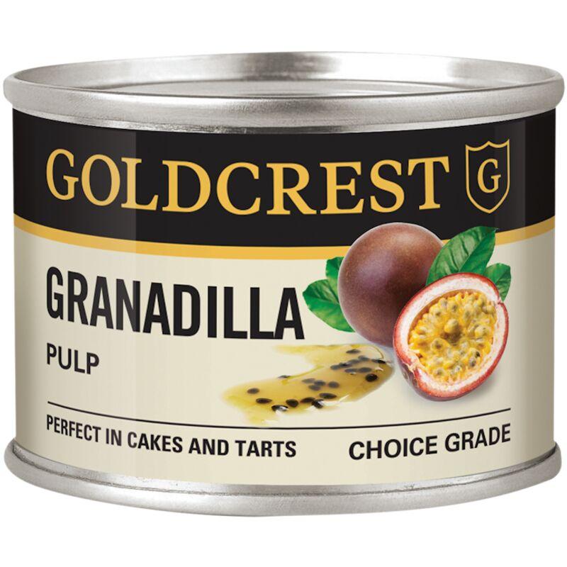 GOLDCREST GRANADILLA PULP – 110G